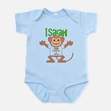 Little Monkey Isaiah Infant Bodysuit