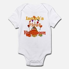 Isaiah's First Halloween Infant Bodysuit