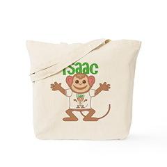 Little Monkey Isaac Tote Bag