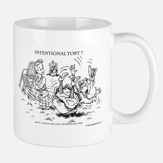 Intentional Tort Mug