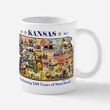 Images of Kansas, Celebrating Mug