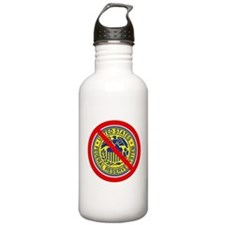 No Federal Reserve Water Bottle