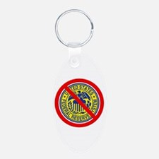 No Federal Reserve Keychains