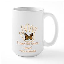 I Touch The Future. I Teach. Mug