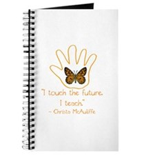 I Touch The Future. I Teach. Journal
