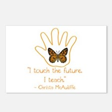 I Touch The Future. I Te Postcards (Package of 8)