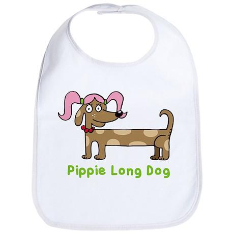 Pippie long dog Bib