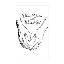 Word of God Decal