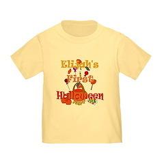 Elijah's First Halloween T