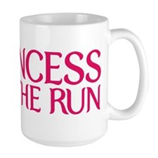 Princess on the run Mug
