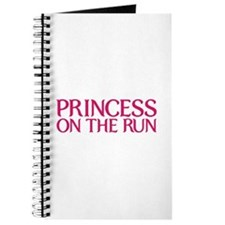 Princess on the run Journal