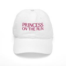 Princess on the run Baseball Cap