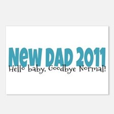 New Dad 2011 Postcards (Package of 8)