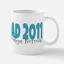 New Dad 2011 Mug