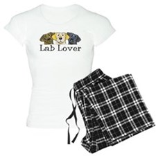 Lab Lover Pajamas