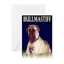 Bullmastiff Greeting Cards (Pk of 10)