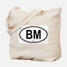 Bermuda (BM) euro Tote Bag
