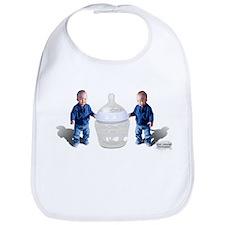 Babies and Bottle Bib