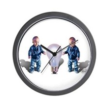 Light of My Life Wall Clock