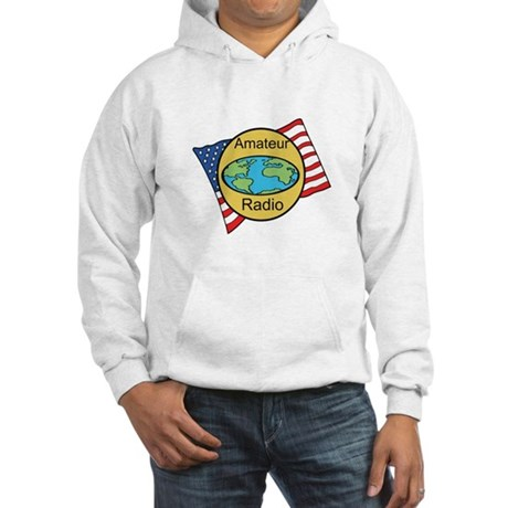 Amateur Radio Hooded Sweatshirt