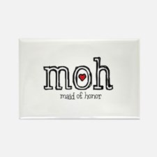 Cute Moher Rectangle Magnet