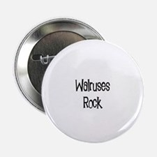 Walruses Rock Button