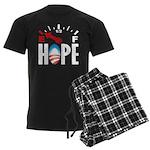 Anti Obama 2012 Men's Dark Pajamas