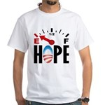 Anti Obama 2012 White T-Shirt