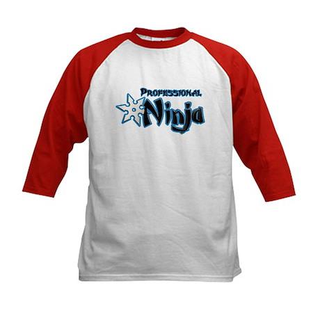 Ninja Pro Kids Baseball Jersey