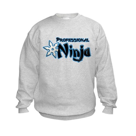 Ninja Pro Kids Sweatshirt