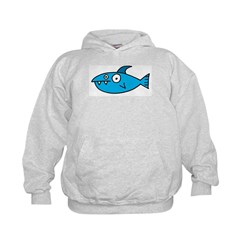 Sea Critters for baby/kids Hoodie