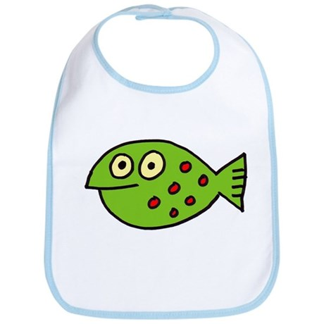 Sea Critters for baby/kids Bib