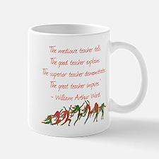 A Teacher Inspires Mug