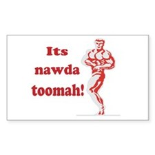 Nawda Toomah Decal