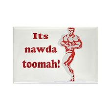 Nawda Toomah Rectangle Magnet