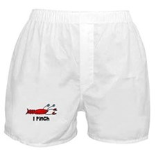 Lobster - I pinch Boxer Shorts