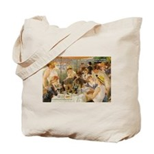 Renoir Quote and Landscape Tote Bag