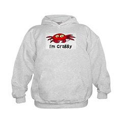 I'm crabby Hoodie