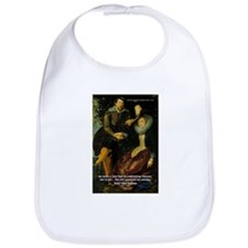 Rubens Self Portrait & Quote Bib