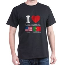 USA-PORTUGAL T-Shirt