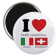 ITALY-SWITZERLAND Magnet