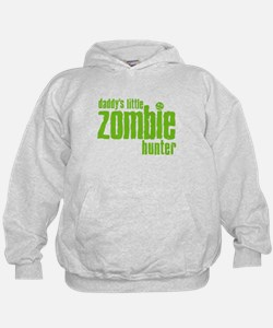 Daddy's Little Zombie Hunter Hoodie