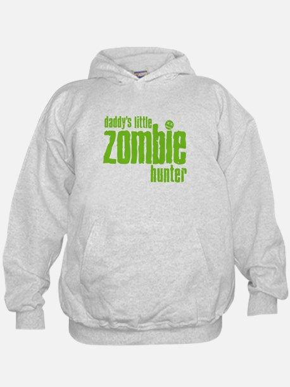 Daddy's Little Zombie Hunter Hoodie