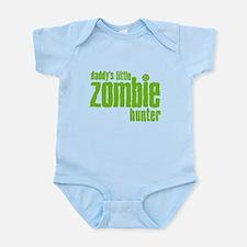 Daddy's Little Zombie Hunter Onesie