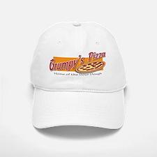 Grumpy's Pizza Baseball Baseball Cap