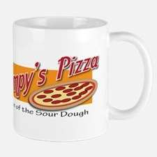 Grumpy's Pizza Mug