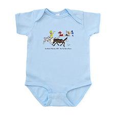 Cute Diddy Infant Bodysuit