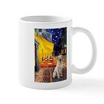 Cafe-Yellow Lab 7 Mug