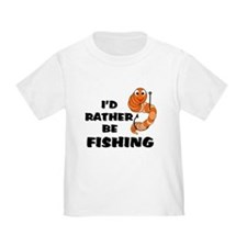 I'd Rather Be Fishing T