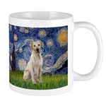Starry - Yellow Lab 7 Mug